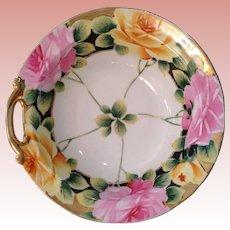Very beautiful Vintage Japan vegetable bowl