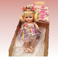 RARE MIB 1953 Rainbow Ballerina Ginny