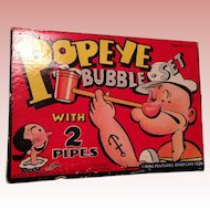 1936 Popeye Bubble-Set, unused