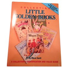 Collecting Little Golden Books, reference Book