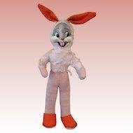 Vintage Warner Brothers Bugs Bunny figure
