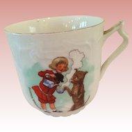 Vintage Buster Brown cup