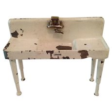 Vintage Arcade Crane Kitchen Sink