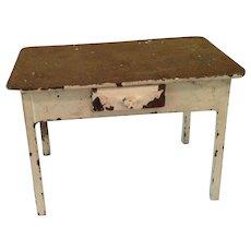 Vintage Arcade Kitchen Table