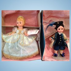 MIB Alexander Cinderella and prince Charming