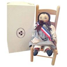 MIB 1993 UFDC Colombian Centennial doll
