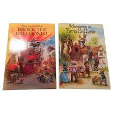 Vintage Adventure in Fern Hollow children's Books