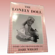 1985 Hardback edition, The Lonely Doll