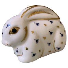 Darling Royal Crown Derby Bunny