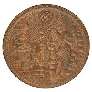 17th Century Swiss Cookie Board