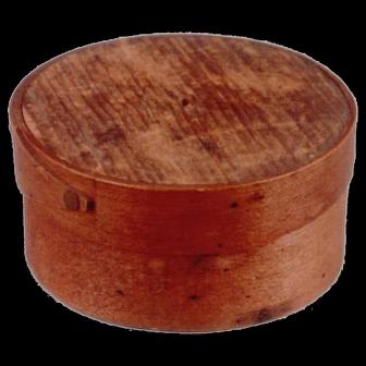N.E. wood box