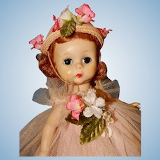Madame Alexander Bridesmaid Straight Leg Walker Doll