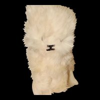 Vintage Fur Kitty Made in Japan