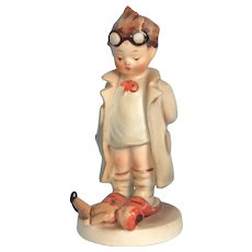 """Hummel Figurine """"Doctor"""" with Full Bee Mark - Red Tag Sale Item"""