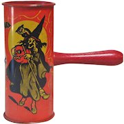 Halloween Toy Noise Maker with Witches, Pumpkins & Black Cats