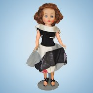 """American Character 10"""" Toni Doll in High Society Outfit"""