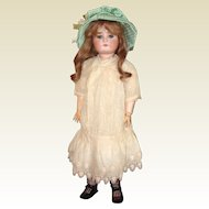 Cuno & Otto Dressel Bisque Head Child Doll