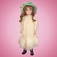 Cuno & Otto Dressel Bisque Head Child Doll