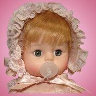 Madame Alexander Sweet Tears Baby Doll in Original Clothing