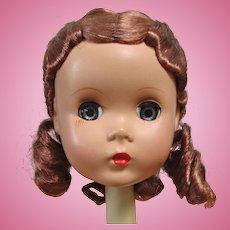 Madame Alexander Hard Plastic Maggie Head Only