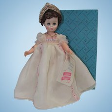 "Madame Alexander 12"" Doll Josephine with Box"
