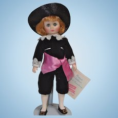 """Madame Alexander 12"""" Doll Lord Fauntleroy with Box"""