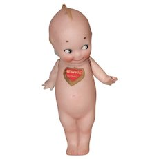 Rose O'Neill German Bisque 5 Inch Kewpie