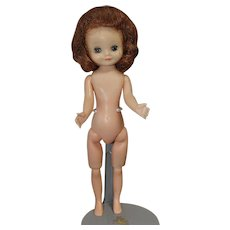 American Character Betsy McCall Hard Plastic Doll