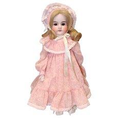 Armand Marseille Bisque Shoulder Head Child Doll #370