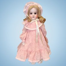 Armand Marseille Bisque Shoulder Head Child Doll #370