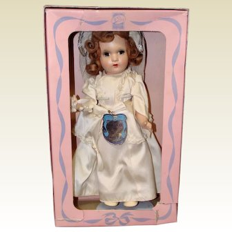 Horseman Composition Bright Star Bride Doll with Original Box