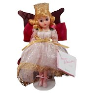 Madame Alexander Tooth Fairy Cissette Doll with Box