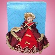 Madame Alexander Cissette Christmas Caroling with Original Box