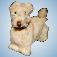 Small Fur Covered Terrier Dog for Your Doll!