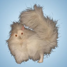Little Pomeranian Salon Dog for Your Doll!