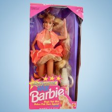 Hollywood Hair Barbie Teresa Never Removed From Box
