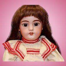 German Simon & Halbig Bisque Head Child Doll