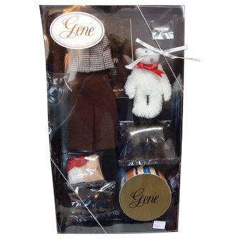 Gene Doll Outfit - Goodbye New York in Box