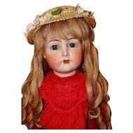 Kammer & Reinhardt Walking Bisque Head Child Doll