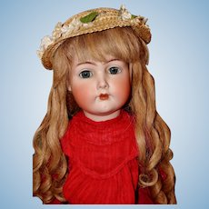 Kammer & Reinhardt Walking Bisque Head Child Doll