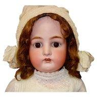 Beautiful Large Kammer & Reinhardt Bisque Head Child Doll