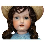 Big and Beautiful 30 Inch Armand Marseille Child Doll