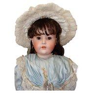 Lovely 31 Inch Kestner 171 Bisque Head Child Doll