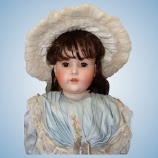 Lovely 31 Inch Kestner 171 Bisque Head Child Doll