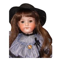 """Armand Marseille 20"""" Bisque Head Child Doll with Composition Body"""