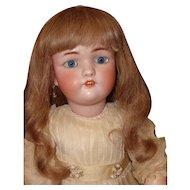 Simon & Halbig #1349 Jutta Bisque Head Child Doll