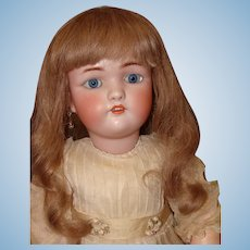 Simon & Halbig #1349 Jutta Bisque Head Child Doll