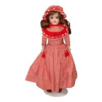 Ernst Heubach Bisque Shoulder Head Child Doll