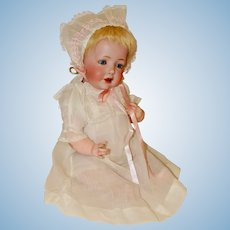 Absolutely Adorable Kestner Bisque Head Hilda Baby Doll