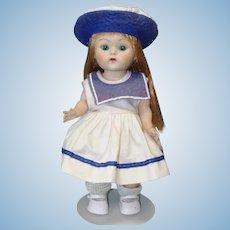 Cute Vogue Painted Lash Hard Plastic Ginny Doll